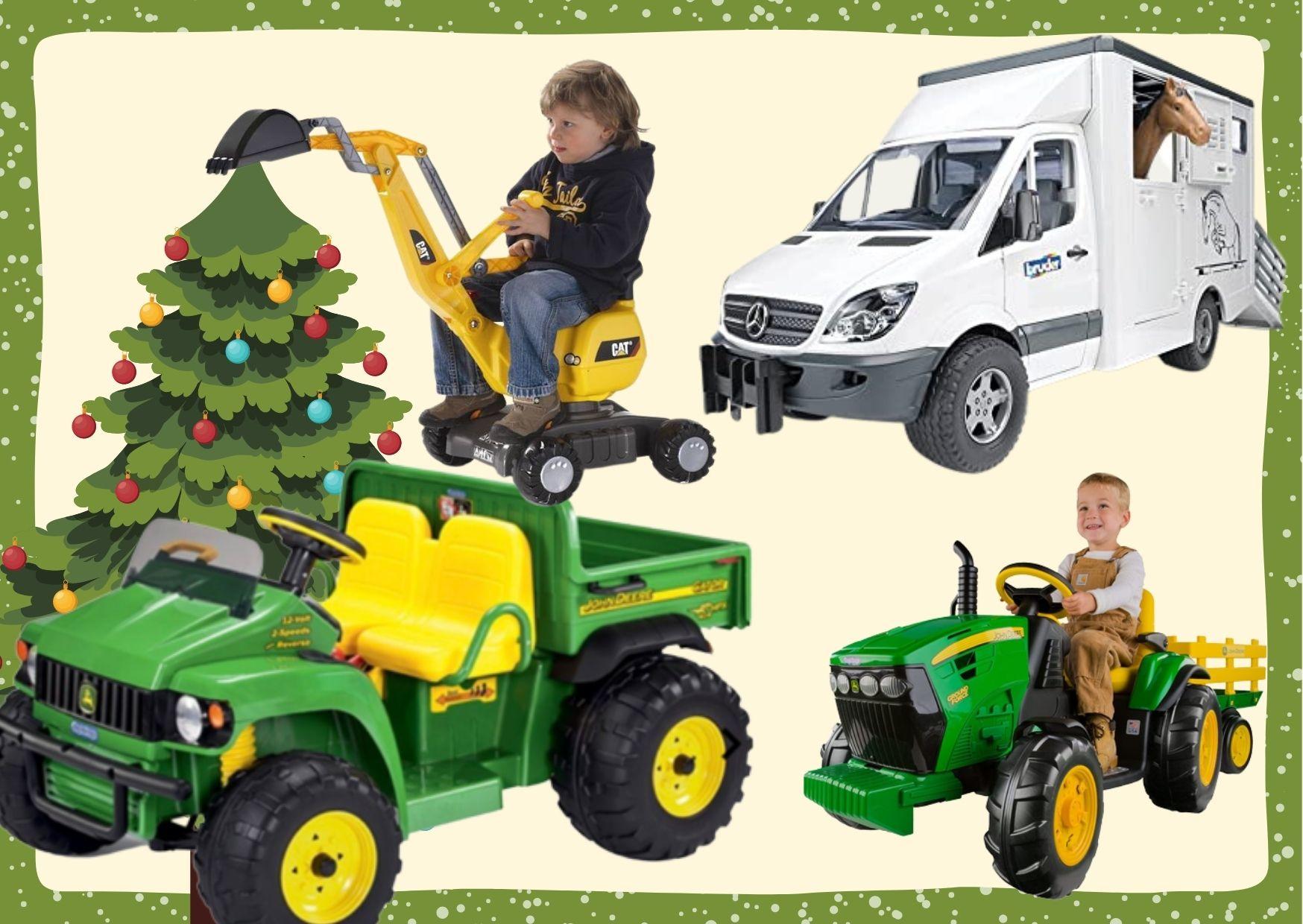 Farmer Tinney's Top Christmas Toys 2021